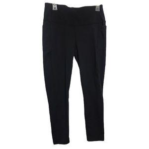 Skechers Black Go Flex High Waisted Leggings Pants